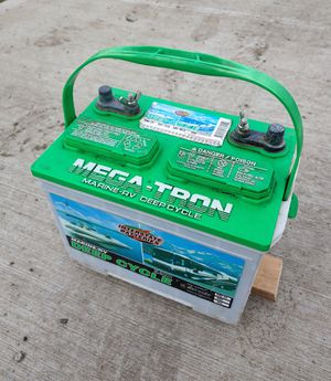 Marine boat battery for Sale in Kent, WA