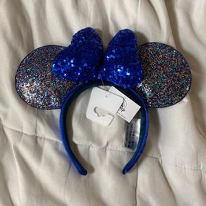NEW Disney Minnie Mouse Ears 2020 for Sale in Clermont, FL