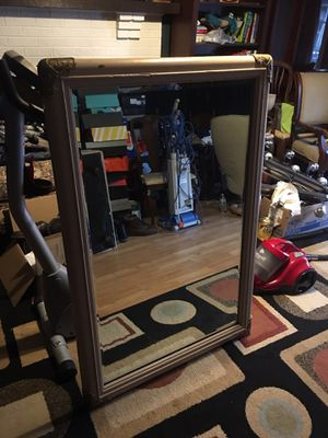 Antique mirror for Sale in Woodbridge, VA