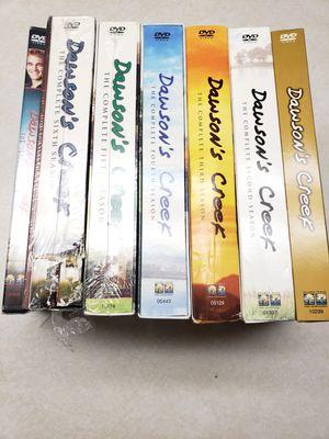 Dawson's Creek complete series for Sale in Entiat, WA
