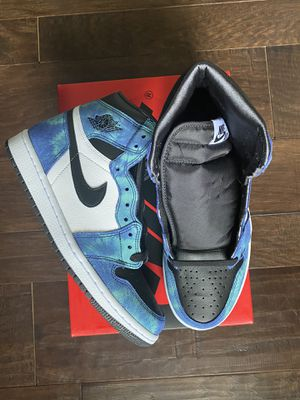 Jordan 1 Tie Dye for Sale in Orlando, FL