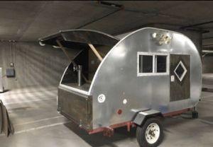 Business RV camp tear drop trailer for Sale in Phoenix, AZ