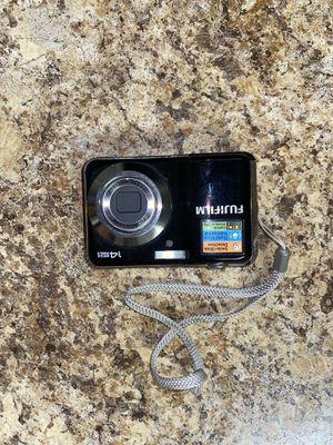 Fujilm 14 mega pixel camera with case for Sale in Albuquerque, NM