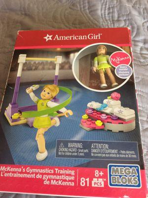 AMERICAN GIRL DOLL LEGOS NEW for Sale in Virginia Beach, VA