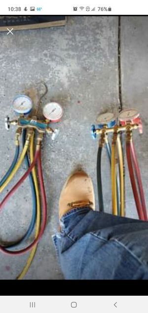 Freon gauges for Sale in Galloway, OH