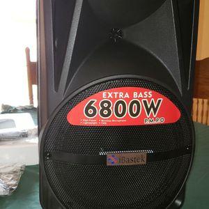 Profesional Portable Speaker for Sale in Fresno, CA