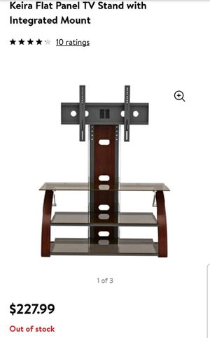 60 inch Swivel TV stand +bracket (no TV) for Sale in Alameda, CA
