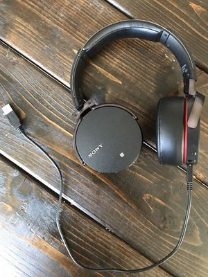 Sony wireless Bluetooth headphones. for Sale in Battle Ground, WA