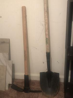 Shovel and Hoe for Sale in Herndon, VA
