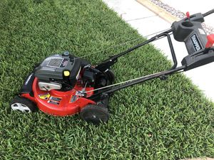 Red snapper ninja commercial lawn mower in excellent to new condition ready for service for Sale in Opa-locka, FL