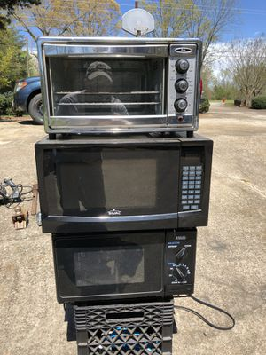 Oster oven Regal microwaves for Sale in Spartanburg, SC
