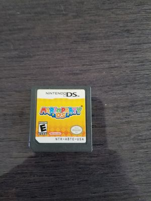 Mario Party DS for Sale in Indio, CA