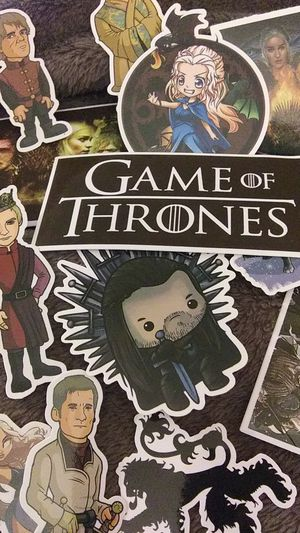 NEW GAME OF THRONES STICKERS for Sale in Simpsonville, SC