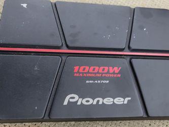 Pioneer Amp for Sale in Santa Ana,  CA