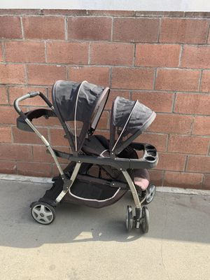 Graco double stroller (PRICE FIRM) for Sale in Long Beach, CA