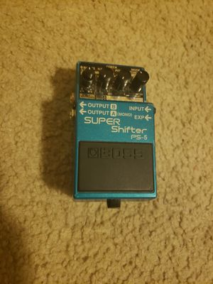 Boss ps5 pedal for Sale in Winston-Salem, NC