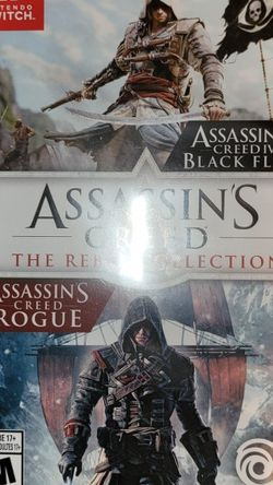 Assassins Creed The Rebel Collection for Sale in Bellevue,  WA