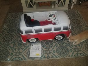 VW Bus Ride On Toy for Sale in Arroyo Grande, CA