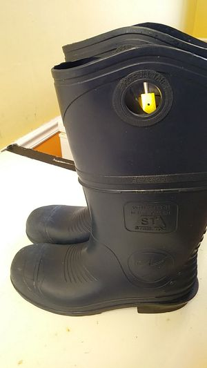 Steal toe boots for Sale in Manassas, VA