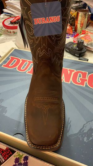 Durango work boots for Sale in Lithonia, GA