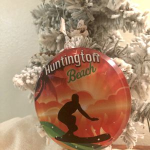 Huntington Beach Christmas Ornament SHIPPING AVAILABLE! 📦 for Sale in Largo, FL