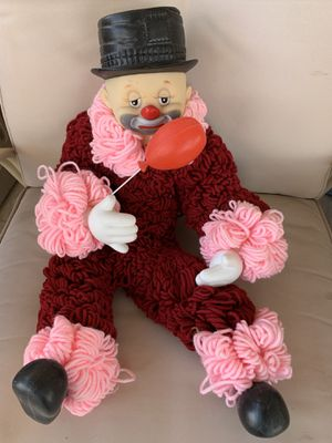 A clown handmade a dog and Elmo for Sale in Apache Junction, AZ