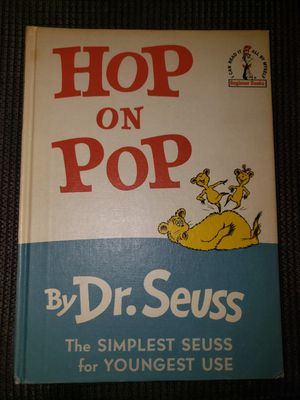 Hop on Pop 1963 Book Club Edition (Rare) for Sale in Washington, DC