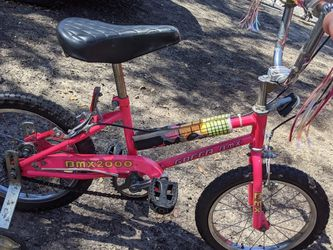 16-in BMX 2000 Gopher BMX Kids Bike With Training Wheels Hand Brakes And Bell for Sale in Orlando,  FL