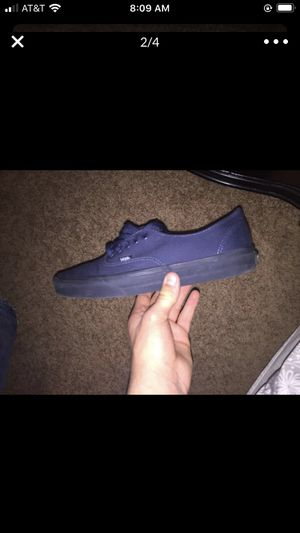 Navy Blue Vans Authentic for Sale in Graham, WA
