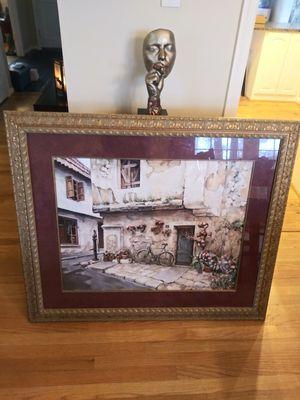 Elegant art picture frame 38x48 for Sale in Gaithersburg, MD