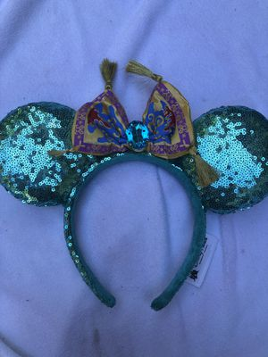 Aladdin Mickey Ears for Sale in Irvine, CA