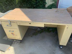 Metal desk for Sale in Pasco, WA