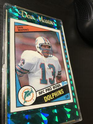 Dan Marino Rookie Card for Sale in Morton, IL