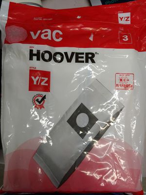 Hoover style y\z vacuum bags for Sale in Oviedo, FL