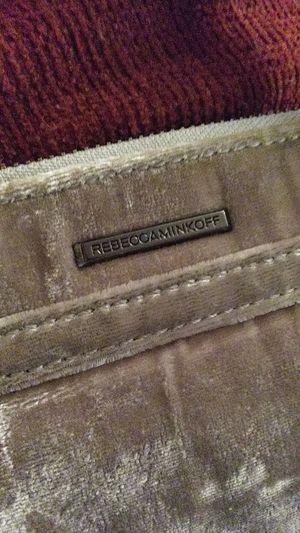 Rebecca Minkoff Pink Suede Crossbody Shoulder Bag for Sale in Landover, MD