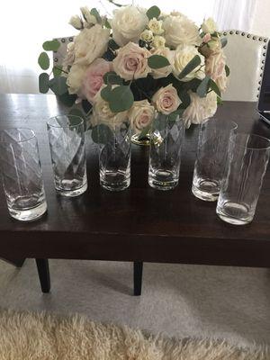 Glass set for Sale in Renton, WA