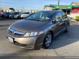 2011 Honda Civic LX for Sale in Visalia, CA