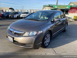 2011 Honda Civic LX for Sale in Visalia, CA