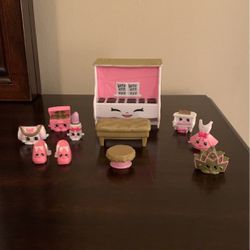 Shopkins Ballet Play Set Used for Sale in Westminster,  CA