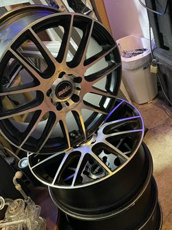 18 Inch Rims Wheels Only for Sale in Everett,  WA