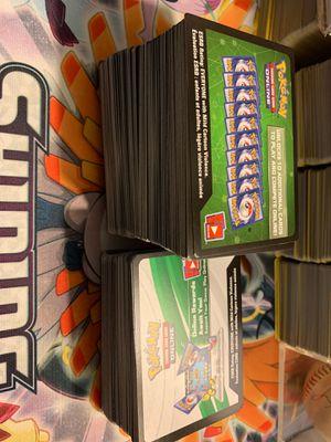 Pokémon Codes for Sale in Corona, CA