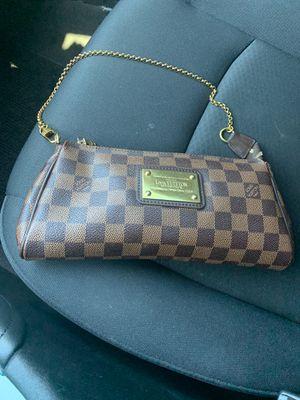 Authentic!!!! Louis Vuitton Eva Clutch for Sale in Chicago, IL