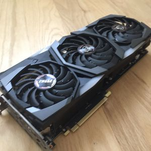 MSI RTX 2080 Super Gaming X Trio GPU for Sale in Chapel Hill, NC