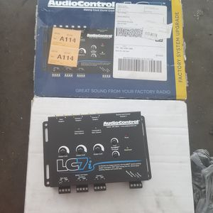 Audiocontrol LC7i open box for Sale in Anaheim, CA