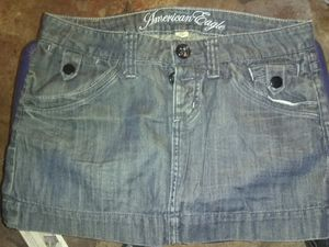Women's jeans, Jean. Skirt & pair of black Dickies!! for Sale in Columbus, OH