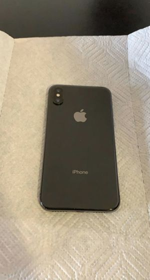 iPhone X 64GB Unlocked looks Brand New for Sale in St. Louis, MO