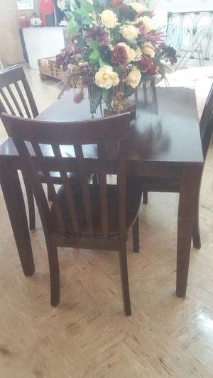 Dinette table w/ 4 chairs for Sale in Jonesboro, LA