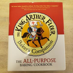 The King Arthur Flour Baker's Companion: The All-Purpose Baking Cookbook for Sale in Kirkland, WA