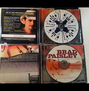 2 new Brad Paisley cds 📀💿 for Sale in Lynwood, CA