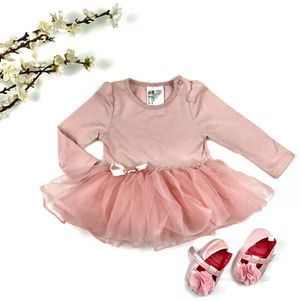 H&M Ballerina Dress 4-6M *Description below* for Sale in Plano, TX